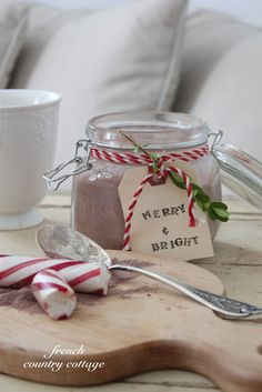 FRENCH COUNTRY COTTAGE: Sweet Treat Gift Idea
