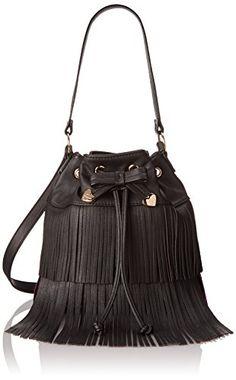 71b90f5818c395 Amazon.com  Betsey Johnson BJ49810 Shoulder Bag