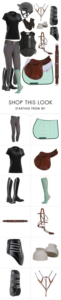 Cross Country 3 by karleneduv on Polyvore featuring Under Armour, Roeckl and country