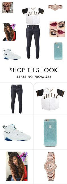 """""""Untitled #274"""" by shaylaallen ❤ liked on Polyvore featuring Dsquared2 and Michael Kors"""