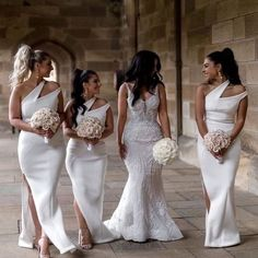 African Bridesmaid Dresses, African Party Dresses, African Lace Dresses, Wedding Bridesmaid Dresses, Wedding Party Dresses, Bridesmaids, Wedding Hair, Nigerian Wedding Dress, African Wedding Dress