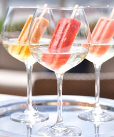 These Alcoholic Ice Pops Give Us One Last Buzz Taste Of Summer
