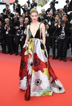 Cannes Film Festival 2018: See the Best Red Carpet Looks From the World's Most Glamorous Premieres And Parties Photos | W Magazine
