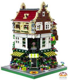 Lego mansion