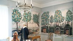 Interior_palosuojatut_seinakankaat Decals, Interior, Painting, Home Decor, Art, Art Background, Tags, Indoor, Sticker