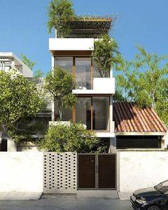 Nice 30+ Pretty Small House Design Architecture Ideas.