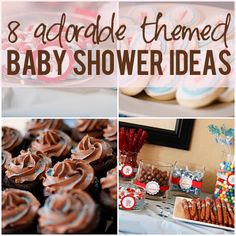 Themed Baby Shower Ideas