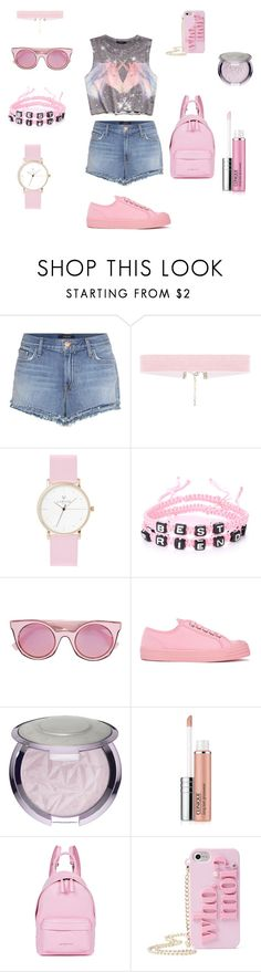 """""""Girl fashion"""" by tala-zubair ❤ liked on Polyvore featuring beauty, Forever 21, J Brand, Laruze, Fendi, Novesta, Clinique, Givenchy and Kate Spade"""