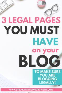 Legal Business, Business Tips, Make Money Blogging, How To Make Money, Blogging Ideas, Blog Names, Blog Planner, Blogger Tips, Seo Tips
