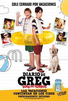 Els llibres de Diari de Greg són uns llibres molt divertits, que aquesta es bàsicament la seva funció, divertir, per tant, les adaptacions cinematogràfiques d'aquests han de ser divertides, i en el cas del llibre dies de gossos, la pel·lícula és força divertida. Té alguns errors que poden fer millor l'obra literària com per exemple que a la pel·lícula no expliquen que abans de que en Greg anés a la piscina municipal, anava amb en Rowley, el seu millor amic, a la piscina d'un club esportiu.
