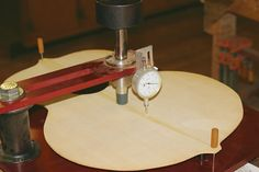 Acoustic Soundboard: Grading Tonewoods-Tops by Mark Dalton with Huss & Dulton Guitar Shop 12-29-14. Premier Guitar Magazine Article.