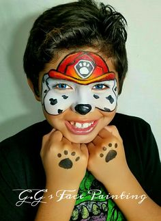 Paw patrol children's face painting www.hoorayballoon… – Paw patrol childre… Paw patrol children's face painting www.hoorayballoon… – Paw patrol children's face painting www. Face Painting Themes, Face Painting For Boys, Face Painting Designs, Paint Designs, Face Paintings, Paw Patrol Face Paint, Body Image Art, Boy Face, Child Face