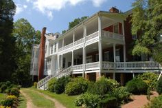 Green River Plantation in Rutherfordton NC. Lovely B and B we stayed in overnight and toured.