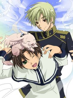 Mikage x Teito | 07 Ghost