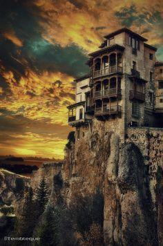 Casas colgadas, Cuenca, España