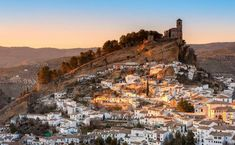 Only 10 days until our Pilates and Yoga Retreat in Andalusia :) Sierra Nevada, Granada Andalucia, South Of Spain, Spain And Portugal, Archaeological Site, Moorish, Monument Valley, Paris Skyline, Places To Visit