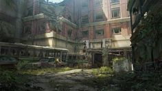 Nick Gindraux: The Last of Us