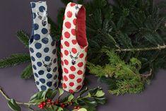 In unserem BERNINA Adventskalender findet Ihr 24 Nähanleitungen für Projekte rund um das Thema Tischdekoration zu Weihnachten.