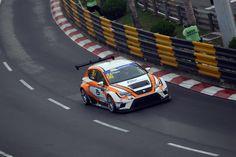 TCR International Series 2015. Macau.