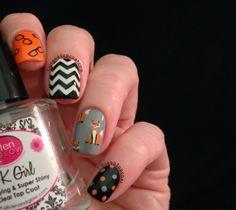 Tips and Topcoat #nail #nails #nailart