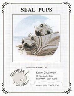Seal Pups 1-5