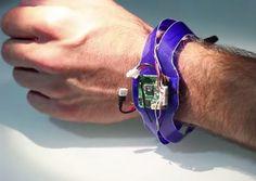 Nixie_1... wearable prototype for taking aerial selfies:)
