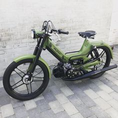 30 Best Puch Moped Images In 2019 Custom Moped Puch