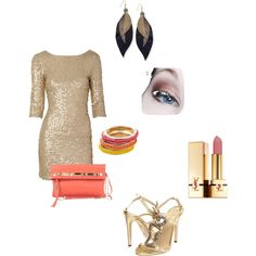 Glam it up, created by chelsean23 on Polyvore