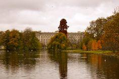 St James & Buckingham palace