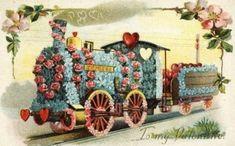 Free Vintage Christmas Clip Art | Lindsay Lohan Design: vintage valentine clip art