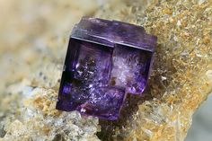 Fluorite, CaF2    Locality: Italy