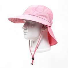 Summer UV protection hat camo bucket hat sun protection fisherman hat with string (Pink) 30th floor http://www.amazon.com/dp/B01C6Y4BIO/ref=cm_sw_r_pi_dp_f8m7wb1SH1E3K