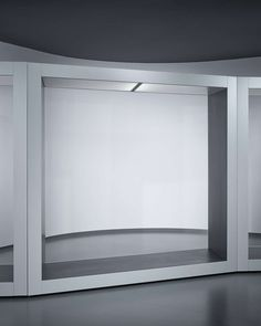 aquaMART sanitary showroom- flexible and movable vignette