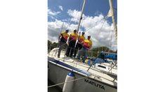 Team Matuta's Sally Army Round the Island Race page Island, How To Raise Money, Banks, Fair Grounds, Racing, Fun, Travel, Human Trafficking, Communities Unit