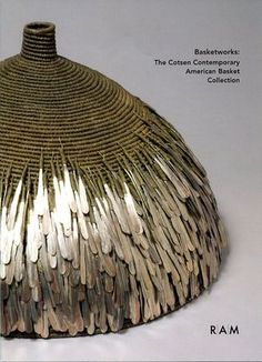 Youll be awed at the collection of contemporary baskets presented to the Racine Art Museum by collector Lloyd Cotsen. Contemporary Baskets, Contemporary Art, Textiles, Japanese Art Modern, Native American Baskets, Textile Fiber Art, Shower Inspiration, Weaving Art, Wire Art