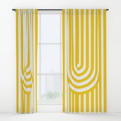 Buy U, Window Curtains by aidangoodingdonoghue. Worldwide shipping available at Society6.com. Just one of millions of high quality products available.