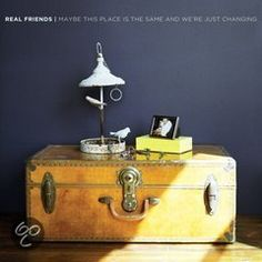 Real Friends - Maybe This Place Is The Same Place And We'Re Just vinyl