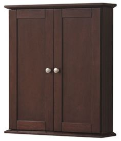 Wall Cabinet - Columbia Collection