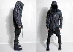 Cyberpunk Fashion on Pinterest