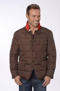 Él ❤️ el color marrón www.valecuatro.com