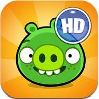 Bad Piggies HD para iPad recibe 15 niveles en una nueva actualización