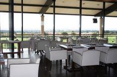 Restaurant - golf Club- Bonmont - Spain Villa, Golf Clubs, Conference Room, Restaurant, Table, Furniture, Home Decor, Spain, Decoration Home