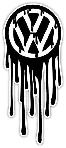 volkswagen official decals stickers vw