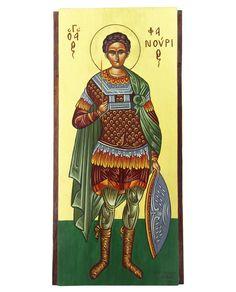 St. Fanourios Icon