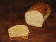 Cornmeal Yeast Bread (Build An Ark)