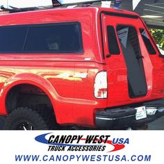 Canopy West Usa is your one stop shop for all your Truck Canopies Truck Tonneuas and Truck Accessories. We are located in Auburn Puyallup  sc 1 st  Pinterest & Canopy West USA (canopy_west_usa) on Pinterest