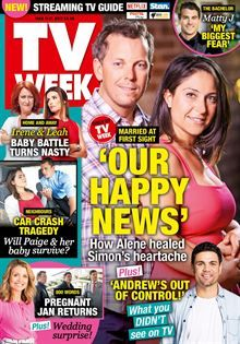 Show details for TV Week Magazine Subscription