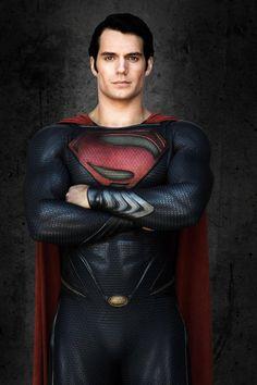 Superman (Kal-El) Man of Steel (Henry Cavill) #superman #manofsteel #kalel #henrycavill #dc #dccomics #comic