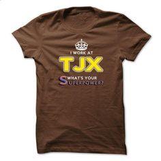 TJX company tshirt - Tshirt for people who work at TJX - shirt design #style #T-Shirts