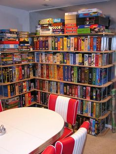 My new game room! | BoardGameGeek | BoardGameGeek